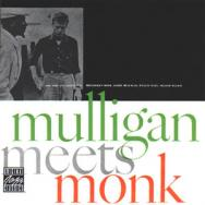 Mulligan Meets Monk OJCCD 301 2