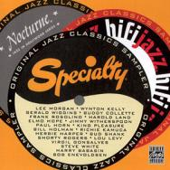 The SpecialtyhifijazzNocturne Sampler