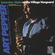 Saturday Night At Village Vanguard