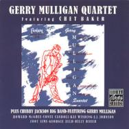 Gerry Mulligan Quartet Chubby Jackson Big Band