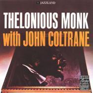 Thelonious Monk With John Coltrane LP OJCLP 039