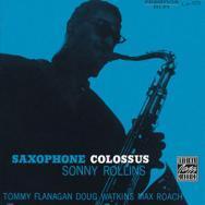 Saxophone Colossus LP OJC 291