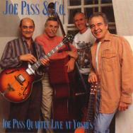Joe Pass Quartet Live At Yoshis