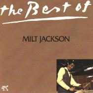 The Best Of Milt Jackson PACD 2405 405 2