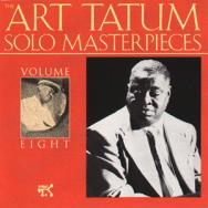 The Art Tatum Solo Masterpieces Vol 8
