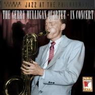 Gerry Mulligan Quartet In Concert