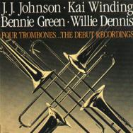 Four-Trombones-The-Debut-Recordings