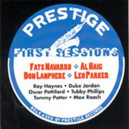 Prestige First Sessions Vol 1 MP3