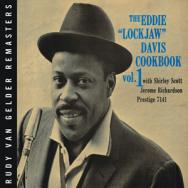 The Eddie Lockjaw Davis Cookbook Vol 1 Rudy Van Ge