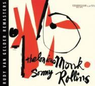 Thelonious Monk And Sonny Rollins Rudy Van Gelder
