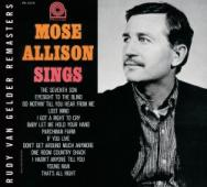 Mose Allison Sings PRCD 30011 2