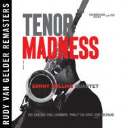 Tenor Madness Rudy Van Gelder Remaster MP3