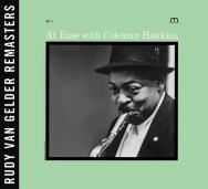 At Ease With Coleman Hawkins Rudy Van Gelder Remas
