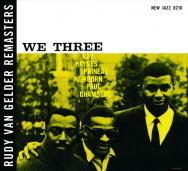 We Three Rudy Van Gelder Remaster