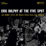 At the Five Spot Vol 1 Rudy Van Gelder Remaster