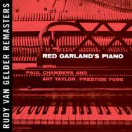 Red Garlands Piano Rudy Van Gelder Remaster