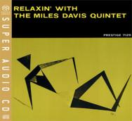 Relaxin With The Miles Davis Quintet SACD PRSA 7129 6