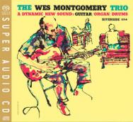 The Wes Montgomery Trio SACD RISA 1156 6
