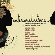Interpretations Celebrating The Music Of Earth Win STXCD 2294 2