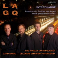 Interchange Concertos by Rodrigo Assad