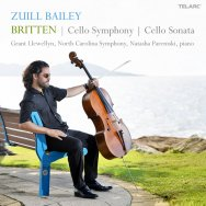 Britten Cello Symphony Cello Sonata