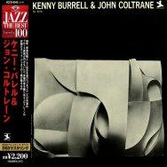 Kenny Burrell John Coltrane Deluxe Japanese Import