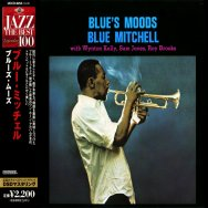 Blues Moods Deluxe Japanese Import Edition