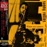 Sonny Rollins With The Modern Jazz Quartet Deluxe