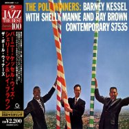The Poll Winners Deluxe Japanese Import Edition