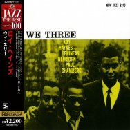 We Three Deluxe Japanese Import Edition