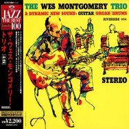The Wes Montgomery Trio Deluxe Japanese Import Edi