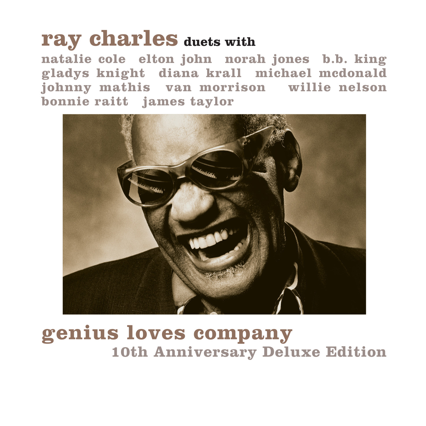 Ray Charles Concord Music