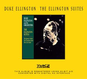The ellington suites concord music group The ellington