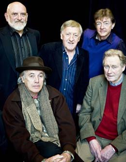 The Chieftains featuring Ry Cooder