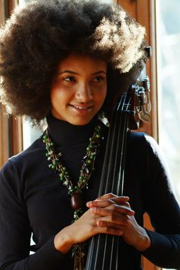 Shooting Star: Esperanza Spalding in Paris